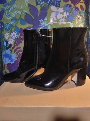 New Sam Edelman Hilty2 Black Leather Boots for Sale in St. Louis, MO