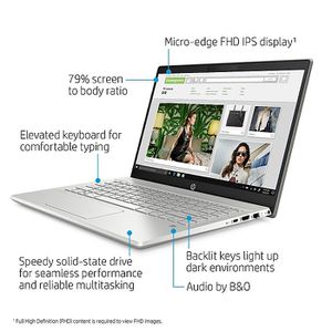 NEW Factory Sealed HP Laptop 14-CE3065ST Windows 10 Pavilion Intel i5 256 GB SSD, 8GB Memory for Sale in Metuchen, NJ