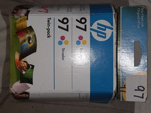 Hp Printer Color Ink Twin Pack (2) for Sale in HILLTOP MALL, CA