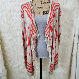 Umgee open fringe cardigan for Sale in Rockford, IL
