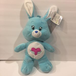 Care Bear Cousin Swift Heart Bunny Plush Animal for Sale in San Marcos, CA