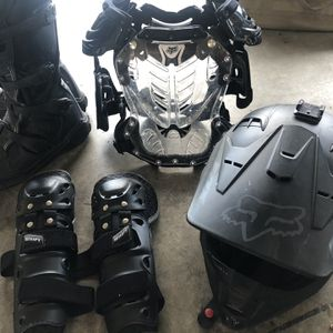 Dirt Bike Gear Element And Oneal for Sale in Martinsburg, WV