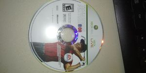 Tiger woods xbox 360 game for Sale in Phoenix, AZ