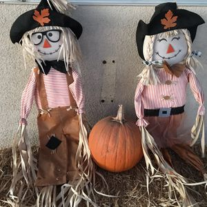 Scare crow Couple for Sale in Chino, CA