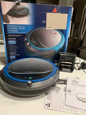 BISSELL SmartClean Robot Vacuum for Sale in Las Vegas, NV