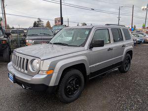 2016 Jeep Patriot for Sale in Everett, WA