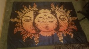 Sun tapestry for Sale in Pasco, WA