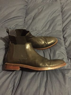 Black dress boots for Sale in Wichita, KS
