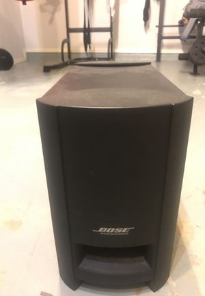 Bose Cinematic series ii for Sale in Austin, TX