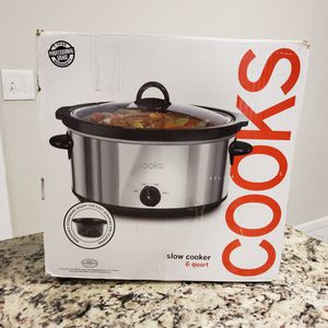 Cooks crock pot slow cooker for Sale in Duluth, GA