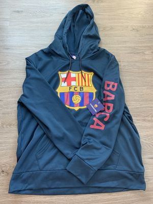 FC Barcelona Pullover lightweight Hoodie for Sale in Dallas, TX