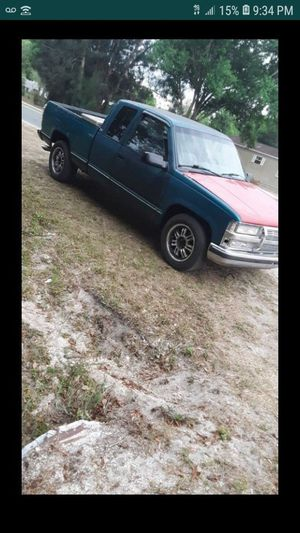 96 Chevy Silverado for Sale in Riverview, FL