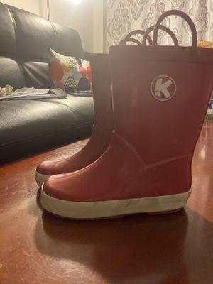 Rain boots for Sale in Carson, CA