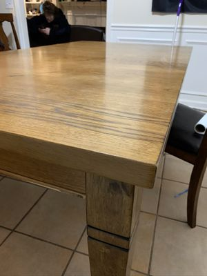 Table and 6 chairs for Sale in Murfreesboro, TN