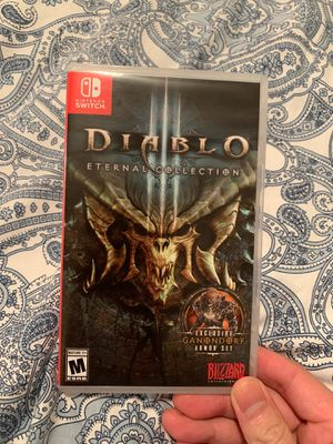 Diablo 3 Switch for Sale in Johnston, RI