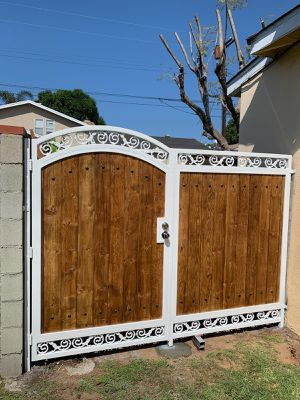 We made iron gates, fences for Sale in Huntington Park, CA