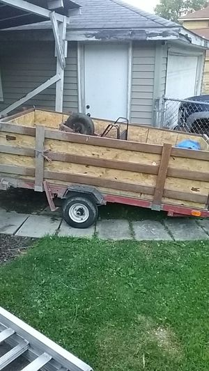 Dumped trailer for Sale in Joliet, IL