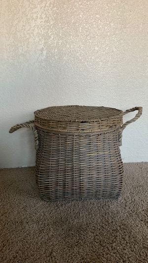 Wicker Basket for Sale in Phoenix, AZ