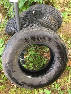 Tire Good year Marathon Radial Trailer ST225/75R15 for Sale in Port Orchard, WA