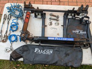 Falcon 5250 towbar for flat towing vehicles for Sale in Escondido, CA