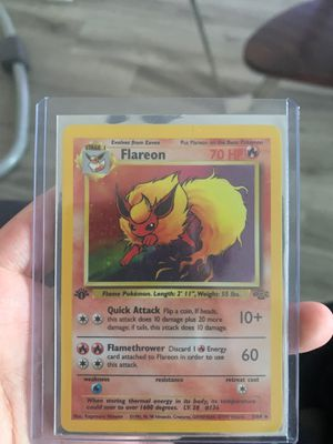1st edition Pokémon cards for Sale in Waxahachie, TX