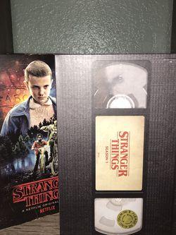 Stranger Things Season 1 for Sale in El Paso,  TX