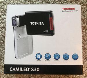 Mini Camcorder (Toshiba Camileo) for Sale in Apex, NC