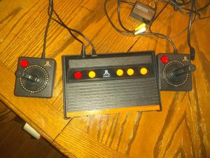 Atari w 2 joy sticks for Sale in Akron, OH