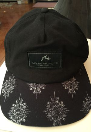 Rusty Surfboard Supply Co. Cap for Sale in West Covina, CA
