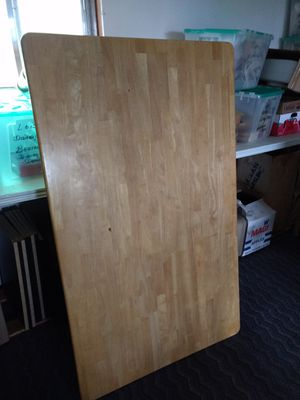Kitchen / dining room table with four chairs for Sale in Washougal, WA