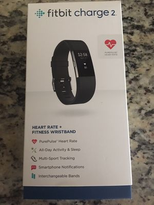 Fitbit charge 2 for Sale in Apex, NC