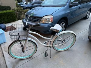 Huffy beach cruiser bike for Sale in Riverside, CA