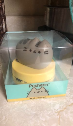 Pusheen Mini Vacuum for Sale in Honolulu, HI