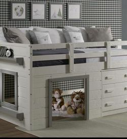 Twin Loft Beds 40 Down for Sale in Missouri City,  TX
