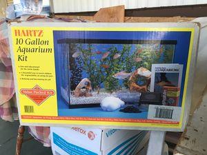 10 Gallon Aquarium for Sale in Vista, CA