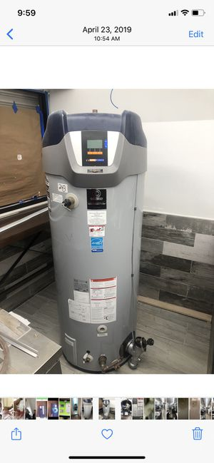 Gas water heater, (ULTRA FORCE) commercial or residential. SAVE OVER $5.000 for Sale in The Bronx, NY
