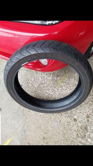 Bridgestone 120 70 18 motorcycle tire for Sale in Winfield, IL