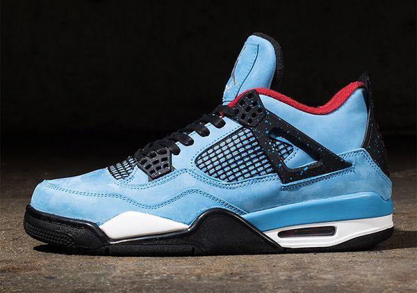Nike Air Jordan 4 Cactus Jack Brand New! Size 11