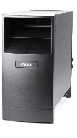 Bose acoustimass 6 with two bose 201v speakers for Sale in Glendora, CA