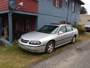 03 chevy impala 3.8 liter /parts or fix for Sale in Rivesville, WV