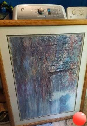 art paintings both for $ 30 or best offer for Sale in Jetersville, VA