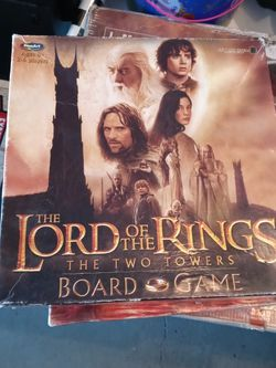 Lord Of The Rings Board Game for Sale in San Jose,  CA