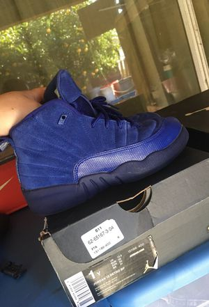 Jordan retro 12 1y hardly worn $60 for Sale in Los Angeles, CA
