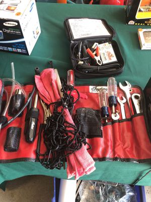 Indian motorcycle travel kit and tools for Sale in Menifee, CA