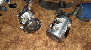 Okuma baitcasters for Sale in Riverside, CA