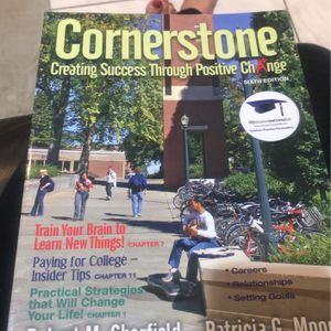 cornerstone creating sucess through positive change book for Sale in Hialeah, FL