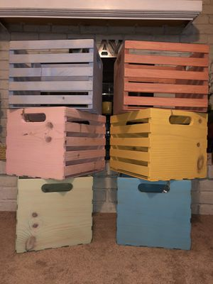 DecoCrates for Sale in Longview, TX