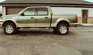 1-Owner 2002 Ford F150 King Ranch for Sale in Wichita, KS