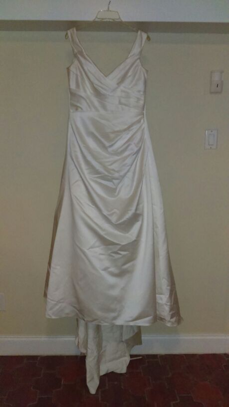 Wedding Gown & Veil