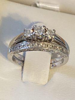 Womens Wedding Ring Set for Sale in Weston,  FL